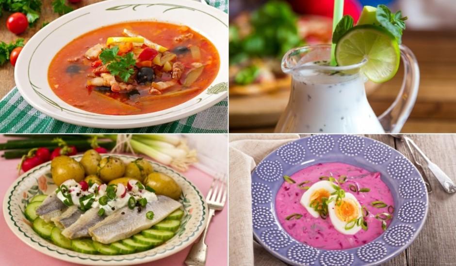 Mundrai miesai un garam: pašsajūtu uzlabojoši ēdieni un dzērieni līgotājiem
