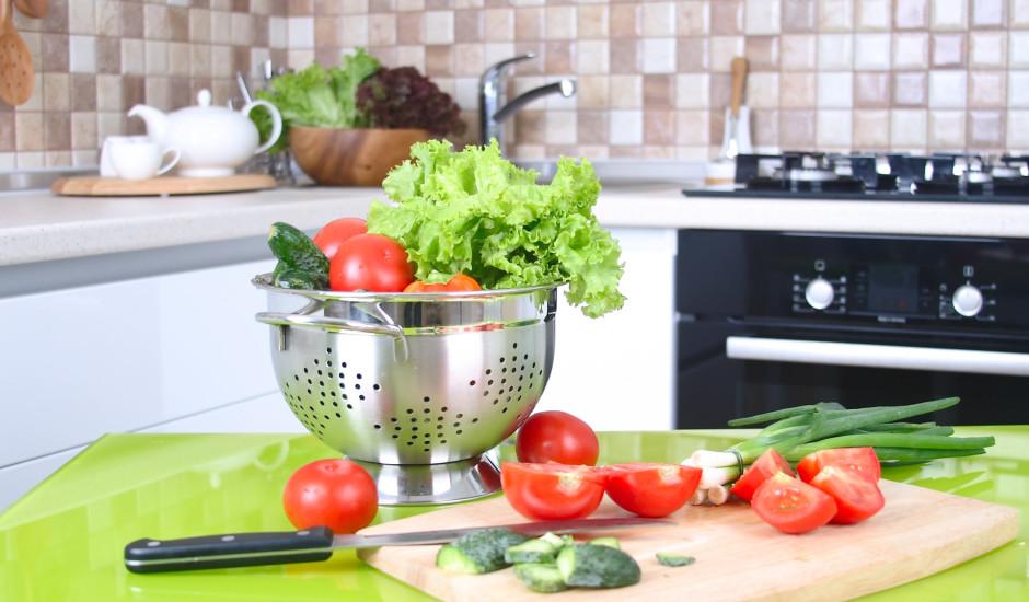 Pareiza dārzeņu mazgāšana: tas ir jāprot!