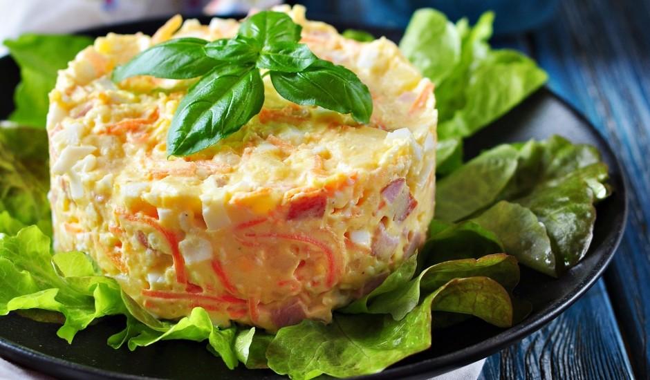 Kartupeļu otrā elpa - kartupeļu salāti. 9 receptes izvēlei