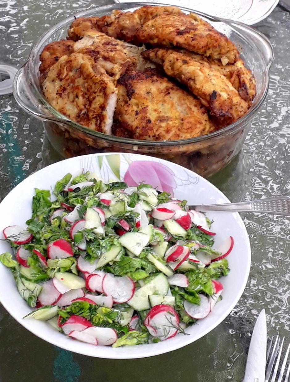 Ja liek gaļu grilēt, tad sīpolus gan neatstāj pie gaļas, jo...