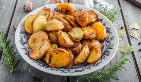 Perfekti krāsnī cepti kartupeļi? Padomi + receptes