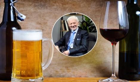 Alus vai vīns: atbild profesors Danilāns