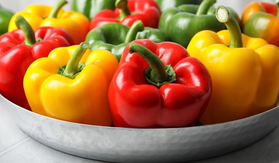 Sarkana, dzeltena, zaļa: kura paprika labāka?