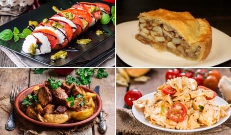 Pavadi augustu ar garšu: plāno maltītes visai nedēļai