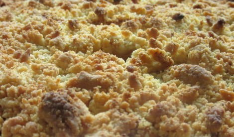 Drupaču kūka ar āboliem