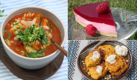 Ēdienkarte nedēļai: recepte katrai dienai