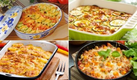 Rudenīgie dārzeņu sacepumi - 15 gardas receptes