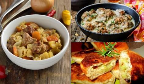 Kāposti pamatēdienos: gardu, rudenīgu recepšu izlase