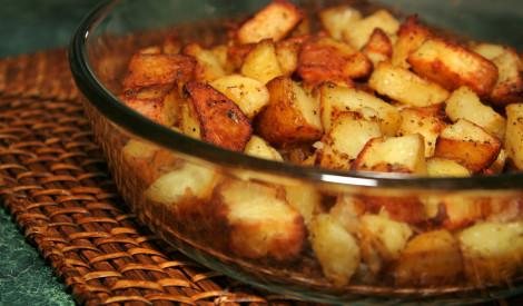 Gardi cepti kartupeļi: vienkārši un izcili!