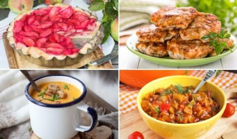 Plāno savu nedēļu: 7 receptes katrai dienai!