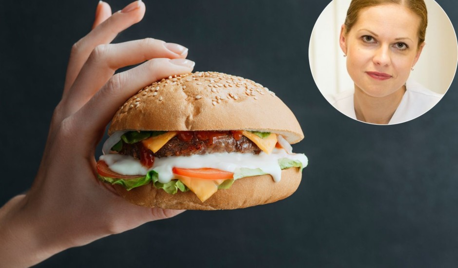 Burgers pret karbonādi: kurš kaitīgāks?