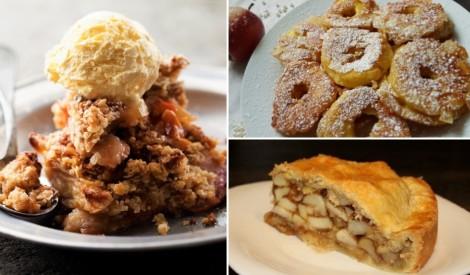Ābolu dienai par godu: saldas un sulīgas saldo ēdienu receptes