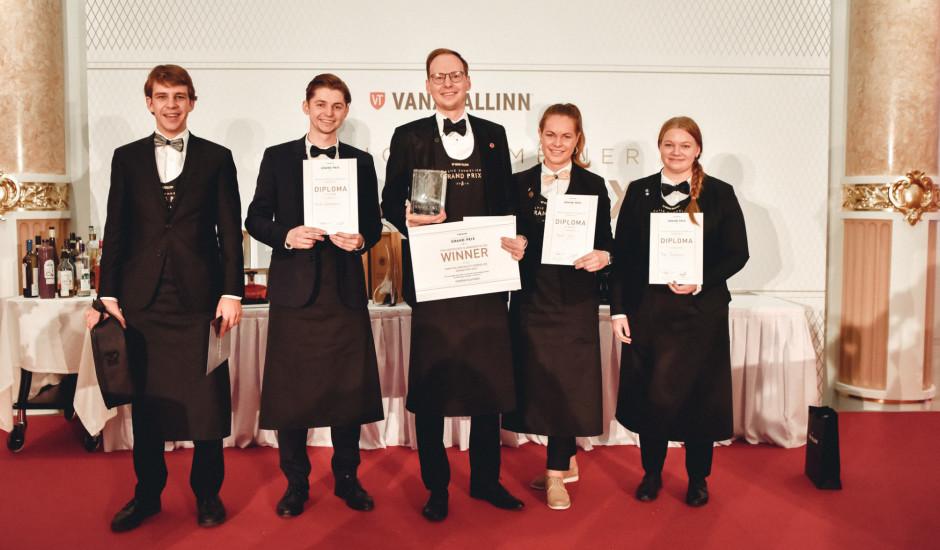 Labākais vīnzinis Baltijā - latvietis Kaspars Reitups!