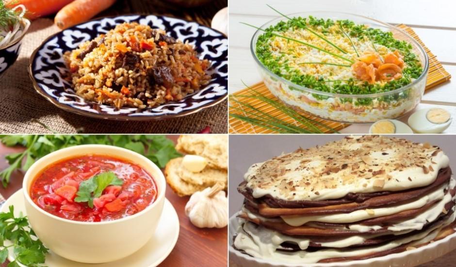 Koši ēdieni visai nedēļai - plānojam maltītes!