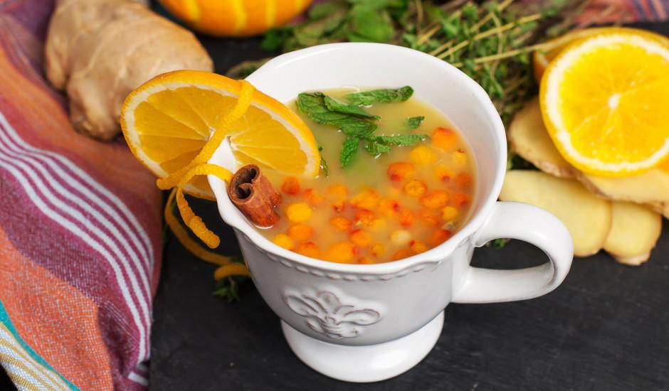 Saaukstējies? Garšīgi un veselību stiprinoši siltie dzērieni palīdzēs!