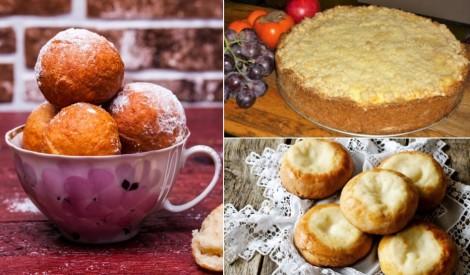 Ceptie biezpiena gardumi: kūkas, plātsmaizes, sacepumi un ne tikai!