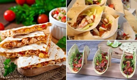 Izlietojam tortilju krājumus: izcili gardumi ballītēm