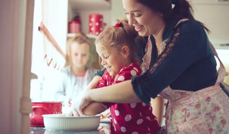Ātra un daudzveidīga maltīte? Riškova un Zommers dalās vērtīgos padomos