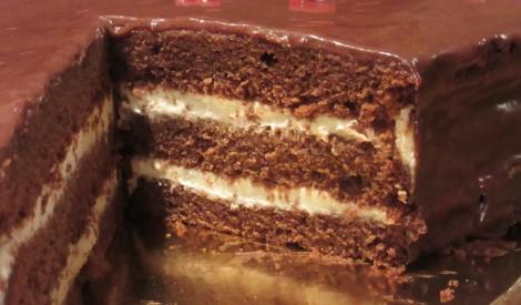 Sirsnīgā Zaherbiskvīta torte