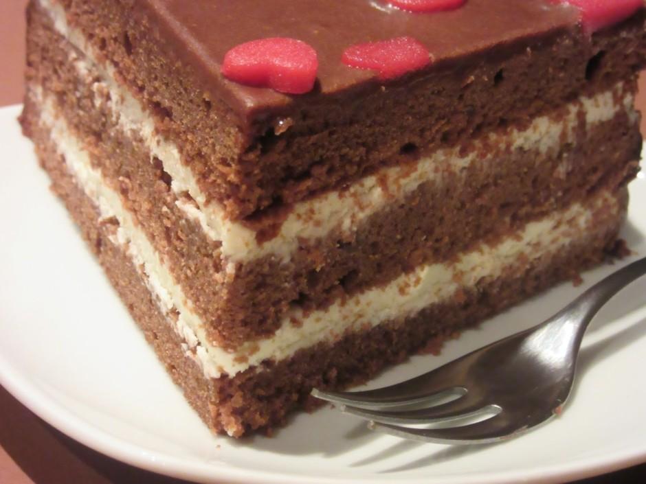 Arī Tu no sirds vari iepriecināt savus mīļos ar šādu tortīti...