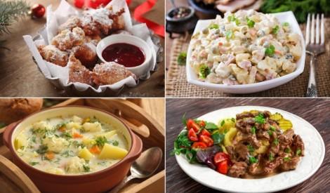 Garšīgai pirmssvētku nedēļai: saplāno savu ēdienkarti