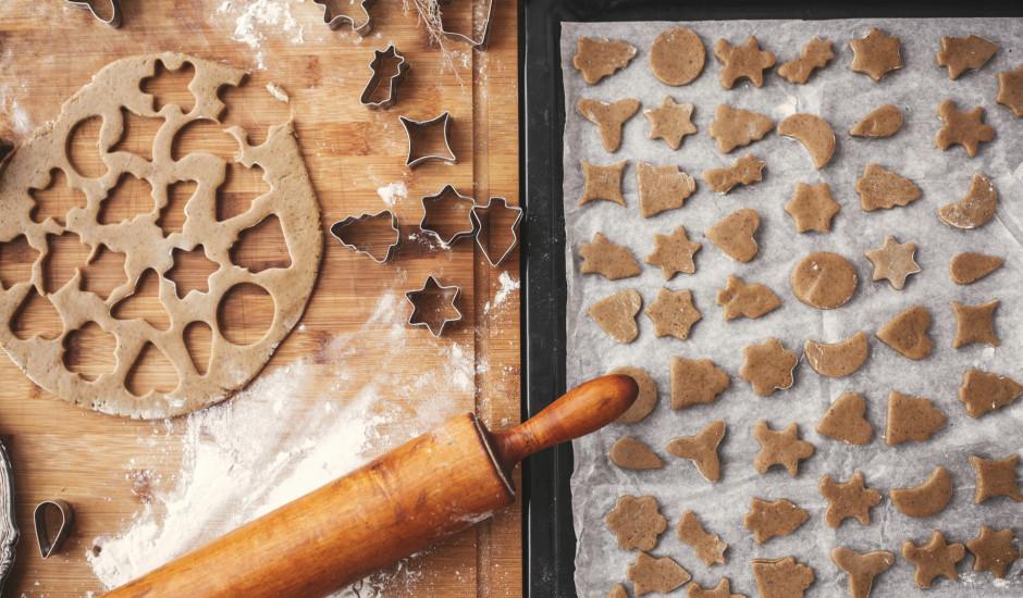 10 padomi perfektām piparkūkām + RECEPTES