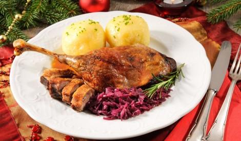 Tradicionāliem Ziemassvētkiem - ēdieni ar simbolisku nozīmi!