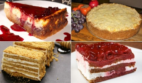 Katram mēnesim sava kūka: 12 receptes svinībām!