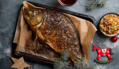 Zivs uz galda - makā nauda! Gardu zivju receptes svinībām