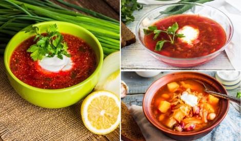 Sarkanais baudījums: izcilu biešu zupu recepšu izlase