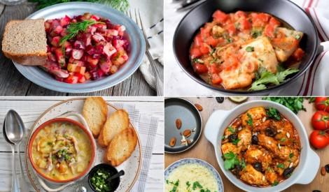 Izcilai nedēļai - garšīgi ēdieni. Gatavo ar prieku!