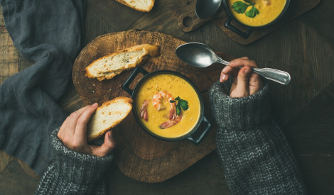 Kāpēc ziemā nemitīgi gribas ēst?