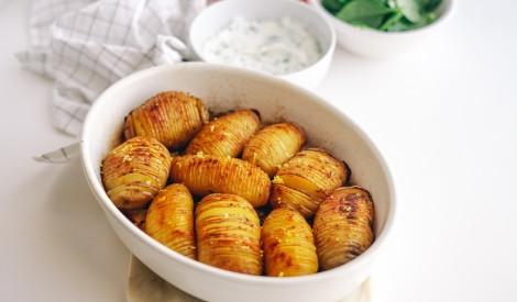 Kraukšķīgie kartupeļi
