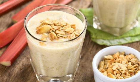Rabarberu jogurts