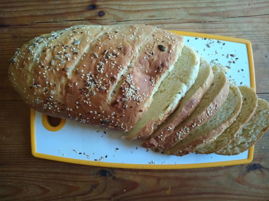 Pirms maizīti griež šķēlēs, vismaz nedaudz atdzesē.   Lai...