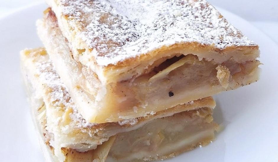 Sena ābolu kūka