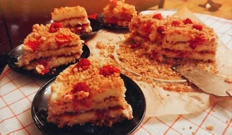 "Torte ""Plombīrs"""