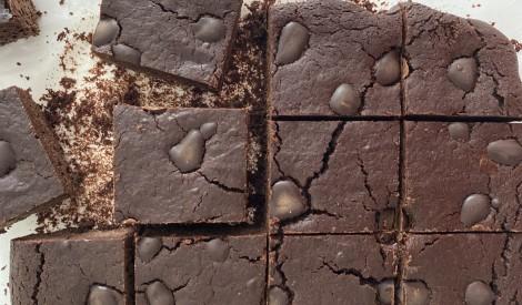 Veselīgais šokolādes braunijs